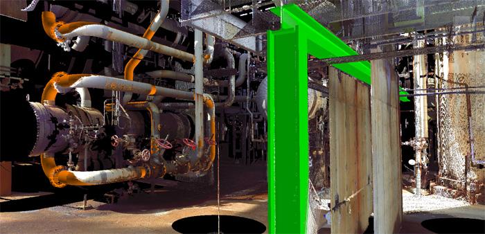 FARO Pointsense Plant, software para el escaner 3D FARO Focus y Freestyle AutoCAD Plant Autocad P&ID Colombia Venezuela Ecuador Peru