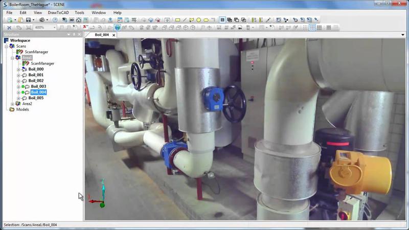 FARO Scene, software para el escaner 3D FARO Focus y Freestyle Colombia Venezuela Ecuador Peru