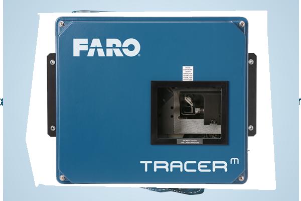 Faro tracer tracerM proyección laser 3D Colombia Venezuela Ecuador Peru