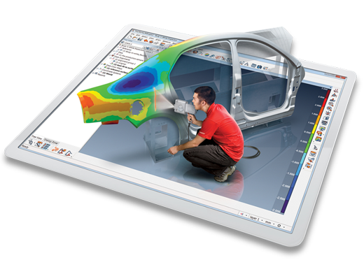 Polyworks Inspector Software Inspección 3D Metrología FARO Colombia Venezuela