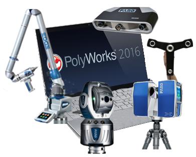 Polyworks Inspector Software Metrología Dimensional Colombia Venezuela