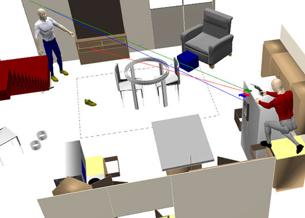 Faro Crimezone escáner 3D Focus reality aras 360