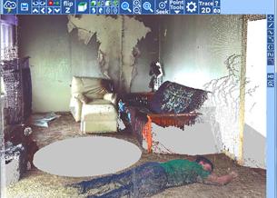 Faro FireZone escáner 3D Focus reality aras 360