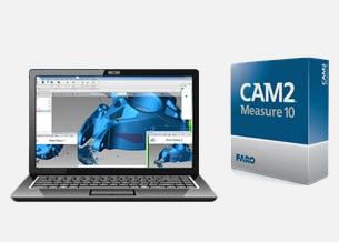Faro Cam2Measure software para metrología dimensional cmm colombia venezuela peru ecuador faro